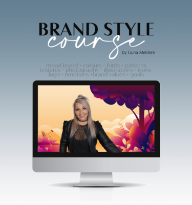 Brand Style course